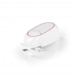 GOURMETmaxx Dosenöffner One Touch 3V in Rosa