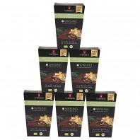 My Chipsbox Bio-Chips-Duett Wirsing, 6er-Set je 90 g