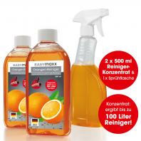 EASYmaxx Orangenreiniger-Set 3tlg. - Lieferumfang