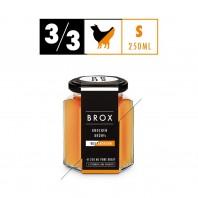 BoneBrox Probierpaket – Bio-Knochenbouillon (3x Freilandhuhn und 3x Weiderind) 6x 250ml