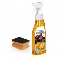EASYmaxx Grill- & Backofenreiniger Orange 500ml inkl. Schwamm