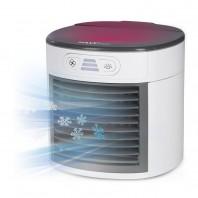 MAXXMEE Luftkühler Kompakt - 3 Leistungsstufen - weiß/grau