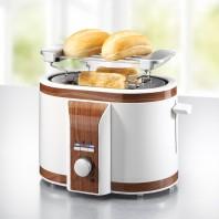 GOURMET MAXX Toaster Design Edition (weiß)