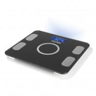 VITALmaxx Körperanalysewaage Bluetooth schwarz - Freisteller