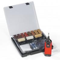 MAXXMEE Reparatur-Set Laminat & Parkett - 11 Wachsfarben
