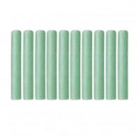CLEANmaxx Duftsteine für WC-Bürste - 10er-Set - Apfel-Zitrone