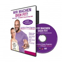 Body and Mind DVD: Wir machen Dich fit! - Freisteller