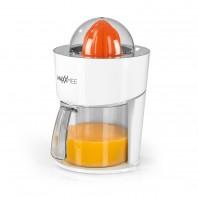 MAXXMEE Saftpresse - 800 ml Fassungsvermögen - weiß/orange