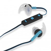 EASYmaxx Kopfhörer In-Ear Bluetooth in Blau - Freisteller 1