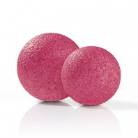 VITALmaxx Faszienball 2-tlg. 8/10 cm - Rosa