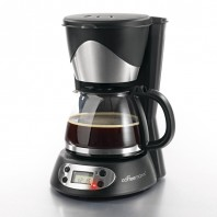 coffeemaxx Kompakte Kaffeemaschine, schwarz - Freisteller