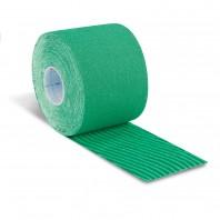 Aktimed TAPE PLUS | Physio-Tape für kinesiologisches Taping | speziell entwickelter Klebstoff mit pflanzlichen Extrakten | grün