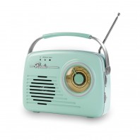 EASYmaxx Radio Retro 6V in Mint