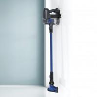 CLEANmaxx Akku-Zyklon-Staubsauger 22,2V in Blau/Schwarz