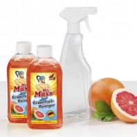 EASYmaxx Grapefruit-Reiniger 3-teilig inkl. Sprühflasche