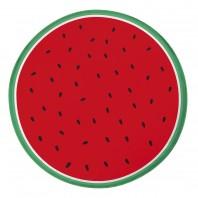 EASYmaxx Strandtuch XL - Wassermelone - 150 cm