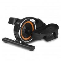 MAXXMEE Ellipsentrainer - 8 Stufen für individuelles Trainingsniveau - schwarz