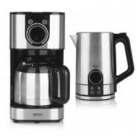 BEEM SWITCH-SET mit FRESH-AROMA-SWITCH Filterkaffeemaschine - Thermo & TEA-SWITCH Tee- und Wasserkocher - 1,7 L