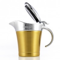 Thermo Sauciere gold - Freisteller