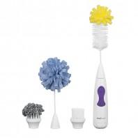 easy!maxx Elektrische Spül- und Reinigungsbürste - Lieferumfang