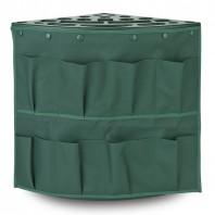 easy!maxx Gartenwerkzeug-Organizer mit Tasche - Freisteller