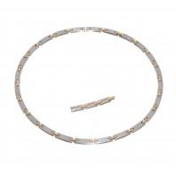 "Magnetschmuck Halskette ""String"" - Freisteller"