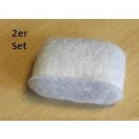 Carbon-Wasserfilter, 2er Set für coffeemaxx Premium