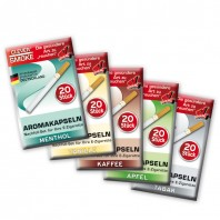 Clever Smoke - Aromakapseln 20er-Set - Varianten