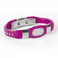 vitalmaxx Armband pink - Freisteller auf Weiß
