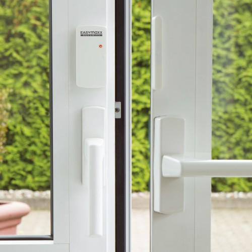 easymaxx security alarmanlage f r t ren fenster mit. Black Bedroom Furniture Sets. Home Design Ideas