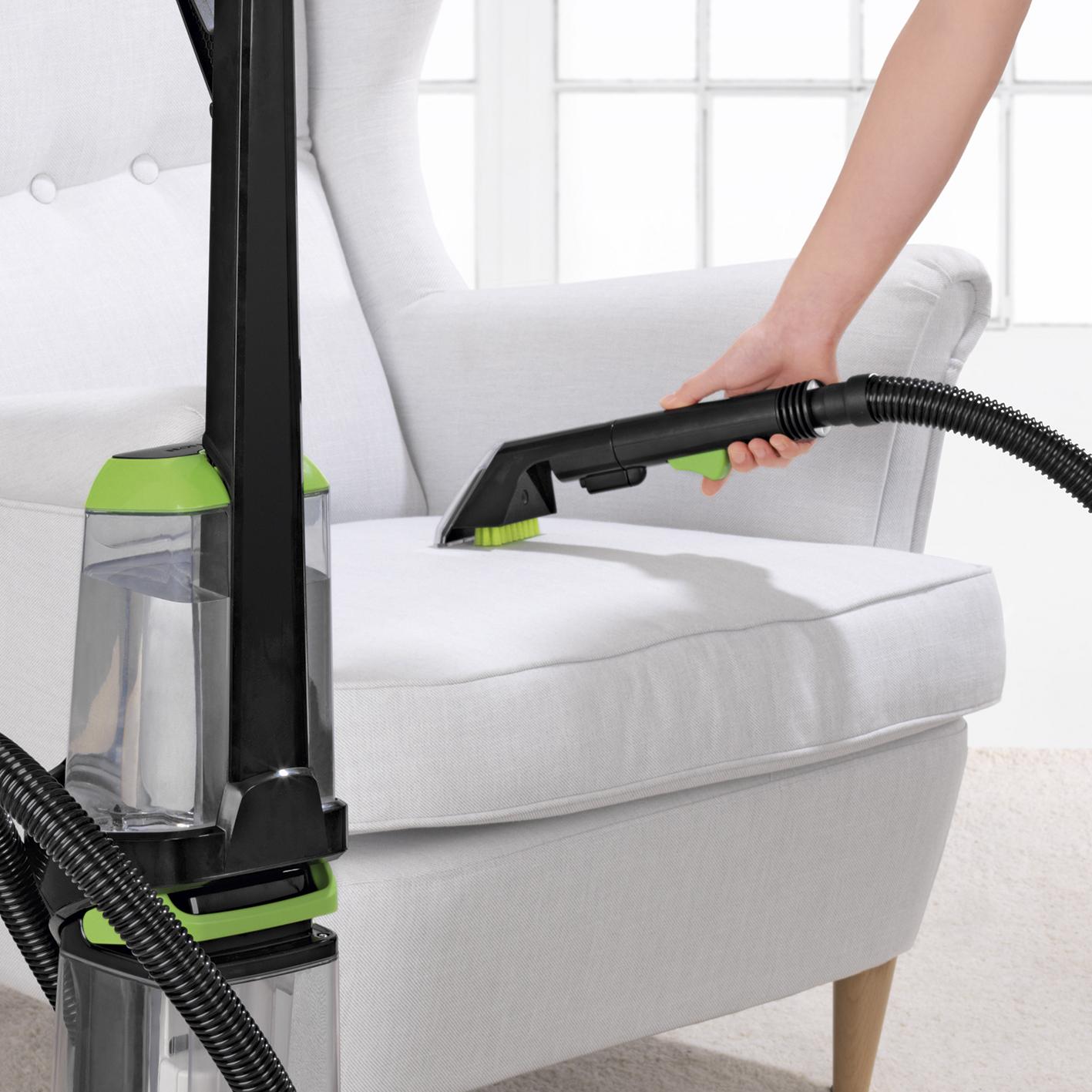 Teppichreiniger Waschsauger Shampoonierer Sprühsauger Polster Reinigung ✿