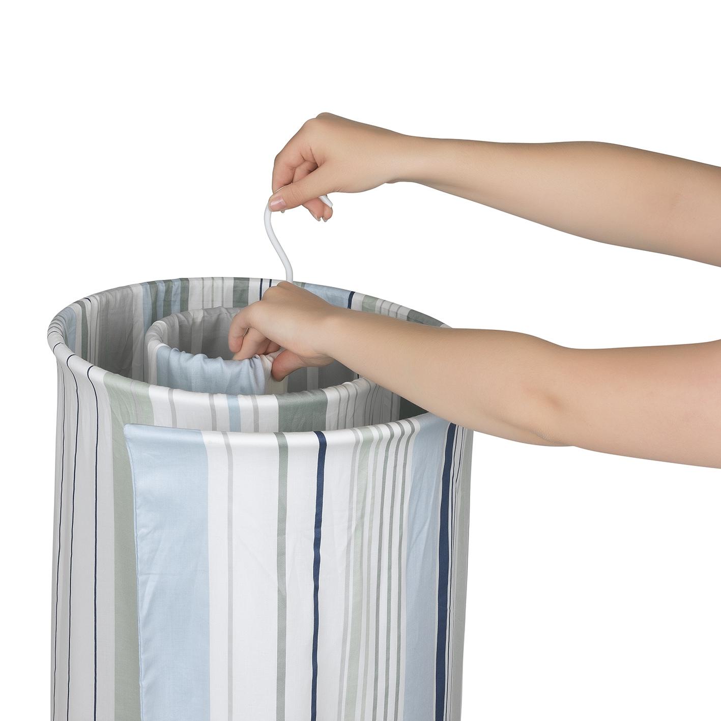 Wäscheständer Decke: TROCKENFIX Wäschebügel Zum Wäschetrocknen Von Bettwäsche