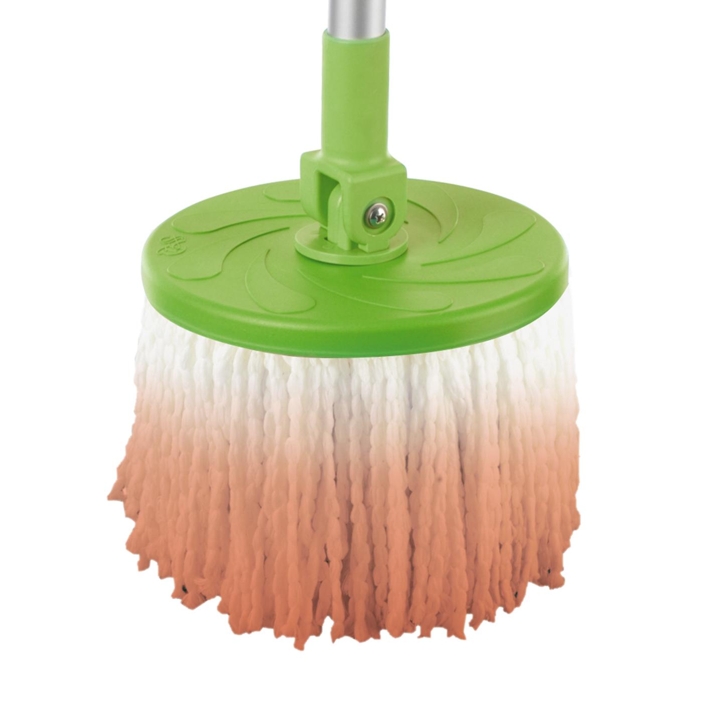 cleanmaxx ersatz moppaufsatz oval 2er set f r power wischmopp ersatzm ppe mop ebay. Black Bedroom Furniture Sets. Home Design Ideas