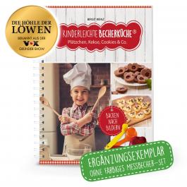 """Kinderleichte Becherküche Buch """"Plätzchen, Kekse, Cookies & Co."""""""