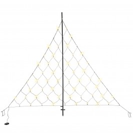 CHRISTmaxx LED-Lichterbaum 200 cm - 4,5 V