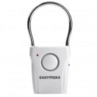 EASYmaxx Alarmanlage für Türgriff 4,5 V in Weiß - Freisteller 1
