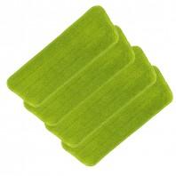 CLEANmaxx Ersatz-Wischtücher 4er-Set für Spray-Mop - Freisteller