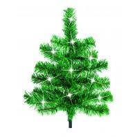 christmaxx Solar-Tannenbäume - Freisteller