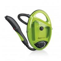 CLEANmaxx Dampfreiniger Kompakt limegreen - Freisteller
