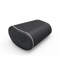 EASYmaxx Handy-Lautsprecher Boom Speaker 3W 4,5V in Schwarz
