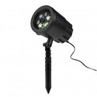EASYmaxx LED-Motivstrahler 7-tlg. 7,5W in Schwarz