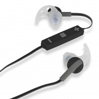 EASYmaxx Kopfhörer In-Ear Bluetooth in Grau - Freisteller 1