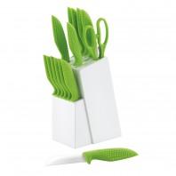maxxcuisine Messerset Keramik Plus 15-teilig - Freisteller