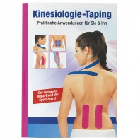 """Buch """"Kinesiologie-Taping"""" - Freisteller"""