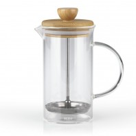 BEEM COFFEE PRESS Kaffeebereiter - 0,35 l | 2 - 3 Tassen | French Press Kaffee | Bambus