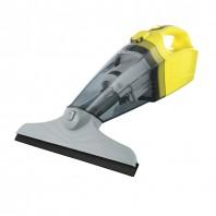 cleanmaxx Akku Fensterreiniger 3in1 inkl. Reinigungskonzentrat, gelb