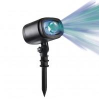 EASYmaxx LED-Strahler Polarlicht 3W in Schwarz