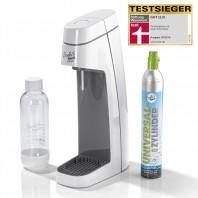 Soda Trend Sprudler Classic in Grau / Weiß - Hauptbild