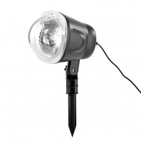 """EASYmaxx LED-Strahler """"Schneeflocke"""" 6W"""