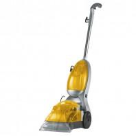 CLEANmaxx Teppichreiniger in Gelb inkl. Teppichshampoo - Frontansicht